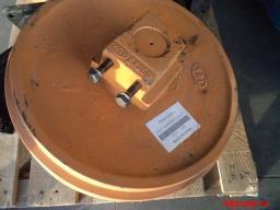 387-50400100 Колесо направляющее на КАТО HD1023 III, Kato HD820