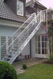 Лестницы металлические купить или заказать на производство