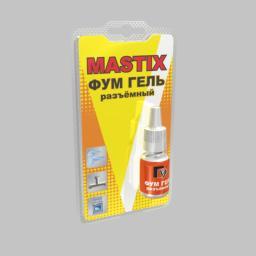 Герметик MASTIX ФУМ ГЕЛЬ разъемный (тюбик 6мл)