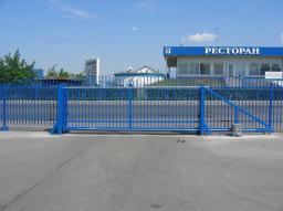 Ворота в новосибирске