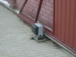 Купить или монтаж приводы и остальное для откатных ворот