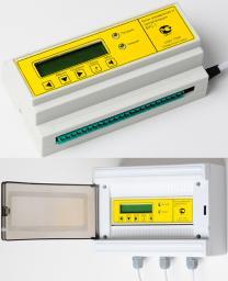 Блок управления и сигнализации БУС-1