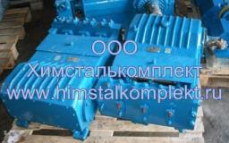 Насос на КО-502 КО-512 КО-507 КО-514 (каналопромывочная машина) , Насос трехплунжерный 2,3ПТ-45Д1, Насос плунжерный 1,3ПТ-50Д1