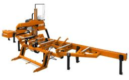 Ленточная пилорама Wood-Mizer LT20