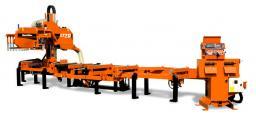 Ленточная пилорама Wood-Mizer LT 70 Remote