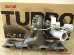 704136-0003 турбина, турбокомпрессор ISUZU