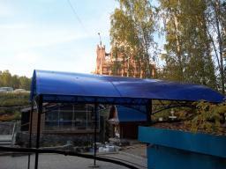 Производство металлоконструкций для благоустройства площадок