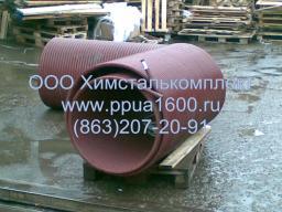Змеевик ППУА наружный ППУА 35.01.00.300, запасные части ППУА 1600-100, ППУА 1800-100