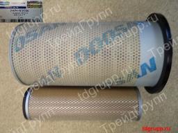 2474-9053, 2474-9054 фильтр воздушный Doosan