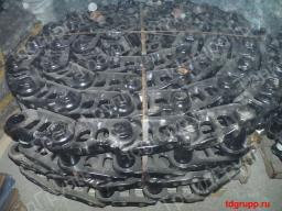 84E7-00140, 84E7-00141 Гусеничная цепь Hyundai R450LC-7, R500LC