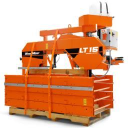 Ленточная пилорама Wood-Mizer LT15E15S4