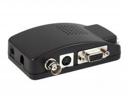 Преобразователь аналогового сигнала BNC-VGA