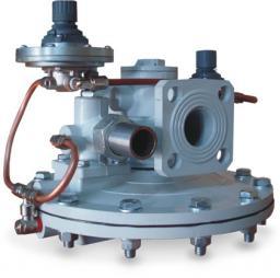 Регулятор давления газа РДБК-1-25