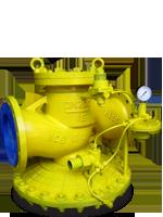 Регулятор давления газа РДБК-1-200