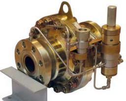 Регулятор давления газа РДУ-80
