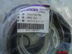 31Y1-18170 ремкомплект гидроцилиндра стрелы Hyundai R140w-7