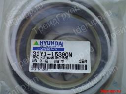 31Y1-15390 ремкомплект гидроцилиндра стрелы Hyundai R290LC-7