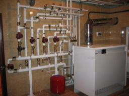Монтаж отопления в Пскове и области
