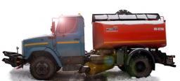 Комбинированная дорожная машина КО-829АД-01 на шасси ЗИЛ-432932