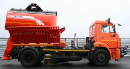 Комбинированная Дорожная Машина КО-829А1 на шасси КамАЗ-43253