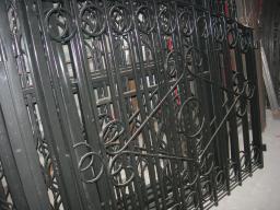 Ворота готовые в наличии