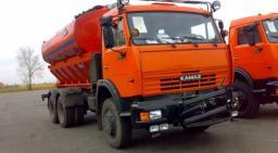 КДМ КО-823-01 на шасси КамАЗ-65115 (летний вариант)