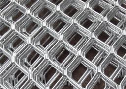 Сетка оцинкованная сварная 60х60х4 мм пластами 1.5х3 и 2х4 м