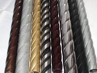 Витые трубы диаметром до 159 стенка до 3.5 мм
