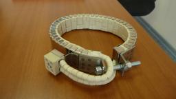 Кольцевой нагревательный элемент из керамики