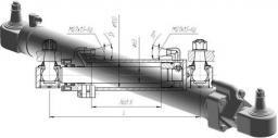 Гидроусилитель руля ГЦ-100.63*270 на автогрейдер ДЗ-98