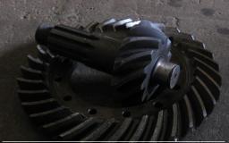 Шестерня коническая БМ-205, БКМ-302,317 (хвостовик в паре)
