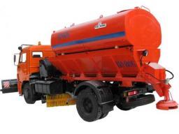 КО-806 на шасси КамАЗ-43253 (ПС + ПМ + ПЩ)