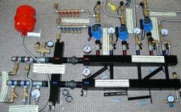 Система отопление частного дома своими руками без сварки