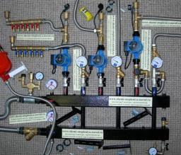 Система отопление загородного дома своими руками без сварки.