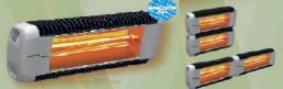Инфракрасный обогреватель TANDEM 1500(2000) – IPX5