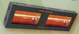 Инфракрасный обогреватель V400/2-30x5(40x5)