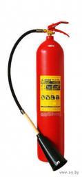 ОУ-5 Огнетушитель углекислотный
