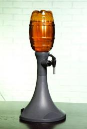 Диспенсер настольный (колба разливочная) PEGAS Sputnik (Спутник)