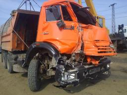 Ремонт рам грузовых Самосвалов КАМАЗ, МАЗ