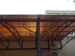 Труба витая от 20 до 159 стенка до 3 мм на столбы и колонны