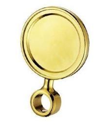 Медальон круглый для Кобры