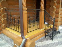 Ограждение балконов и лестниц