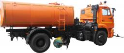 КДМ-7881.03 на базе двухосного шасси КамАЗ-43253
