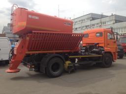 Дорожная машина КО-829А1 на шасси КамАЗ-43253 (зима-лето)
