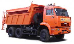 Дорожная машина КДМ на базе самосвала КАМАЗ 65111 6х6 (зима)