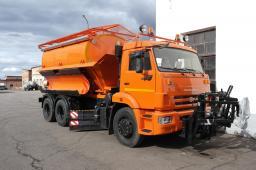 КДМ 650-08, ЭД 405 дорожные машины