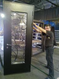 Производство стальных дверей всех видов