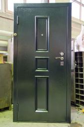 Производство металлических дверей всех видов