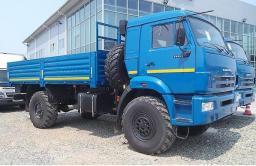 Бортовой КамАЗ-43502-6023-45 (аналог а/м КамАЗ-4326) Евро-4