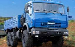 Бортовой КамАЗ-5350-6017-42 (аналог КамАЗ-43114)(6х6, г/п 7,32 тонны, двиг. 280 л.с., Евро-4)